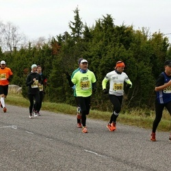 43. Saaremaa kolme päeva jooks - Margus Mäll (199), Ermo Veelain (281)