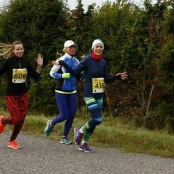 43. Saaremaa kolme päeva jooks - Helina Pärn (418), Janne Kozer (606)