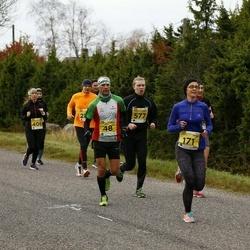 43. Saaremaa kolme päeva jooks - Paavo Rõigas (48), Kaja Õispuu (171)
