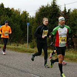 43. Saaremaa kolme päeva jooks - Paavo Rõigas (48), Väinö Liukko (577)