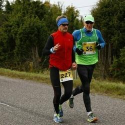 43. Saaremaa kolme päeva jooks - Lex Rennit (36), Jaanus Kaur (227)