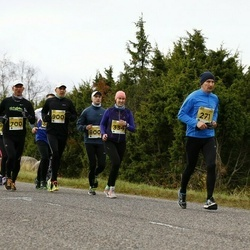 43. Saaremaa kolme päeva jooks - Eike Mällo (334), Mart Salusaar (900)