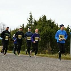 43. Saaremaa kolme päeva jooks - Ansis Kuplis (271), Eike Mällo (334)