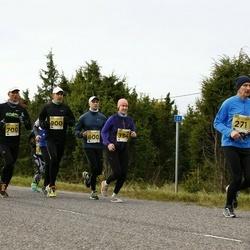 43. Saaremaa kolme päeva jooks - Eike Mällo (334)