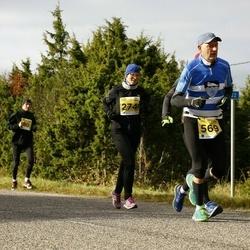 43. Saaremaa kolme päeva jooks - Daiga Dabola (274), Veiko Busch (569)