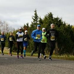43. Saaremaa kolme päeva jooks - Margus Randmäe (446), Tarmo Meresmaa (605)