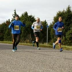 43. Saaremaa kolme päeva jooks - Meelis Mütt (341), Toomas Ronk (625), Ando Põlluäär (663)