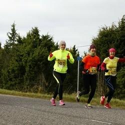 43. Saaremaa kolme päeva jooks - Anne-Li Tilk (107), Signe Haug (571)