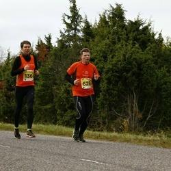 43. Saaremaa kolme päeva jooks - Tauno Trallmann (136), Alari Leevit (626)