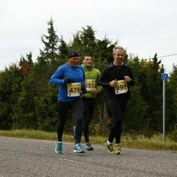 43. Saaremaa kolme päeva jooks - Andrei Lopsik (478), Marko Kolk (999)