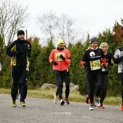 43. Saaremaa kolme päeva jooks - Tanel Saue (163), Kadri Veske (675)