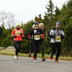 43. Saaremaa kolme päeva jooks - Tanel Saue (163), Marju Jürgens (176), Kadri Veske (675)