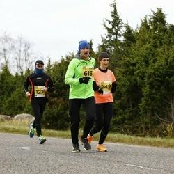43. Saaremaa kolme päeva jooks - Ingrid Piht (242), Tiit Truumees (613)