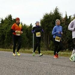 43. Saaremaa kolme päeva jooks - Eha Lehtoja (278), Kadri Limberg (393), Tarvo Jõeste (434)