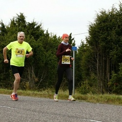 43. Saaremaa kolme päeva jooks - Jevgeni Hafizov (42), Agne Väljaots (195)