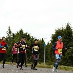 43. Saaremaa kolme päeva jooks - Reena Käo (32), Kärt Käärst (458)