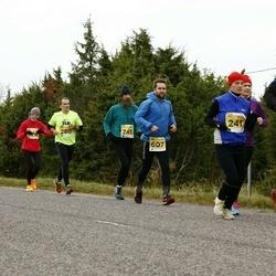 43. Saaremaa kolme päeva jooks - Monika Vehlmann (241), Renee Kilk (607)