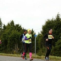 43. Saaremaa kolme päeva jooks - Age Jakobson (194), Veiko Tormet (306)