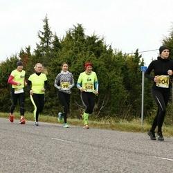 43. Saaremaa kolme päeva jooks - Sigrid Tuisk (59), Maili Antons (505)
