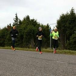 43. Saaremaa kolme päeva jooks - Hele Eesmaa (256), Raili Rüütel (457)
