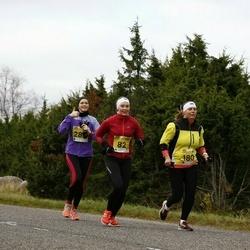 43. Saaremaa kolme päeva jooks - Kaisa Rooba (82), Raili Rooba (180)