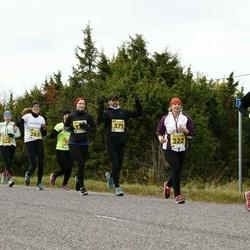 43. Saaremaa kolme päeva jooks - Vilvi Vallik (322), Ander Avila (371)