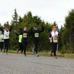 43. Saaremaa kolme päeva jooks - Vilvi Vallik (322), Ander Avila (371), Melissa Tuuling (372)