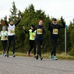 43. Saaremaa kolme päeva jooks - Ander Avila (371), Melissa Tuuling (372)