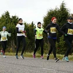 43. Saaremaa kolme päeva jooks - Loore Magus (287), Ander Avila (371), Melissa Tuuling (372)