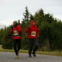 43. Saaremaa kolme päeva jooks - Mihhail Jakuštšenko (877), Kirill Jakuštšenko (887)