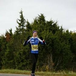 43. Saaremaa kolme päeva jooks - Berit Rohtjärv (703)