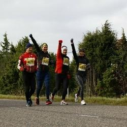 43. Saaremaa kolme päeva jooks - Vidrik Vaiksaar (358), Jaan Sibul (471), Sandra Raju (489), Kaisa Sööt (523)