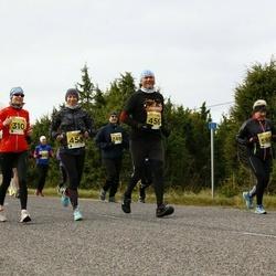 43. Saaremaa kolme päeva jooks - Riinu Värk (310), Nadezda Värk (455), Mihkel Nõmmela (456)