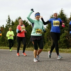 43. Saaremaa kolme päeva jooks - Margit Partei (129), Liili Vatsar (286), Raili Nõgu (502), Soile Sild (548)