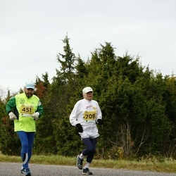 43. Saaremaa kolme päeva jooks - Matti Silber (451), Paavo Vara (709)