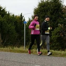 43. Saaremaa kolme päeva jooks - Stephanie Weisser (315), Liis Saks (347)