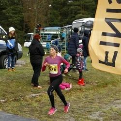 43. Saaremaa kolme päeva jooks - Grete Kokk (578)