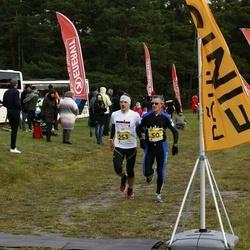 43. Saaremaa kolme päeva jooks - Alec Nyiri (50), Gaspar Sukk (253)