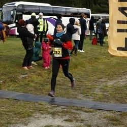 43. Saaremaa kolme päeva jooks - Kristi Siibak (232)