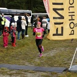43. Saaremaa kolme päeva jooks - Kätlin Vau (601)