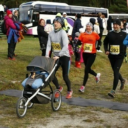 43. Saaremaa kolme päeva jooks - Annika Veimer (28), Raul Reiska (592), Leho Kesk (706)