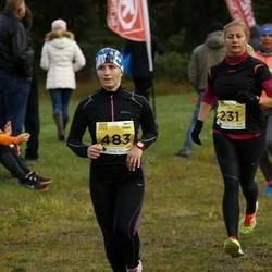 43. Saaremaa kolme päeva jooks - Kristi Parro (483)