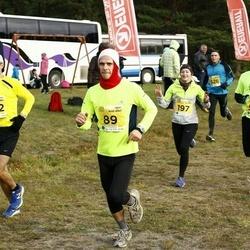 43. Saaremaa kolme päeva jooks - Andres Muuk-Adrat (89), Urmo Ilves (584)