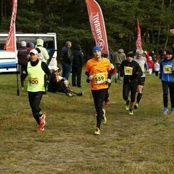 43. Saaremaa kolme päeva jooks - Sven Sarapuu (559), Andres Klettenberg (600)