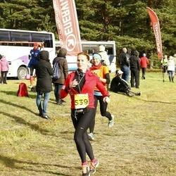 43. Saaremaa kolme päeva jooks - Laidy Lainoja (539)