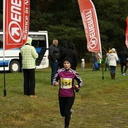 43. Saaremaa kolme päeva jooks - Triin Paju (534)