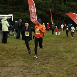 43. Saaremaa kolme päeva jooks - Janis Riekstins (93), Raul Vinni (207)