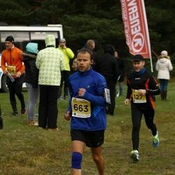 43. Saaremaa kolme päeva jooks - Ando Põlluäär (663)