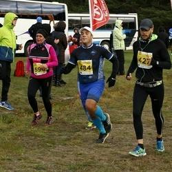 43. Saaremaa kolme päeva jooks - Mihkel Meerits (427), Jaanis Pikkof (484)