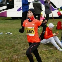 43. Saaremaa kolme päeva jooks - Liina Malva (580)